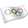 International-Olympic-Committee-Flag-2-icon