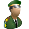 army-officer-icon
