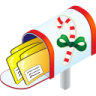 Christmas-Mailbox-icon