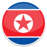 North-korea-icon